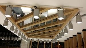 Paneles espejo tienda DEWE Algeciras (1)